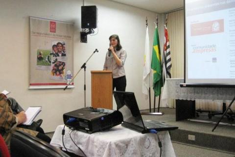 Palestra –  Apresentação do Comunidade Empresas