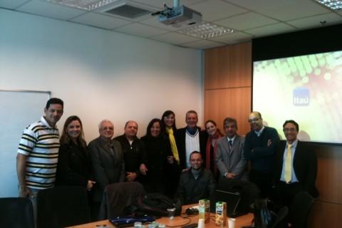 Evento Comunidade Empresas Itaú